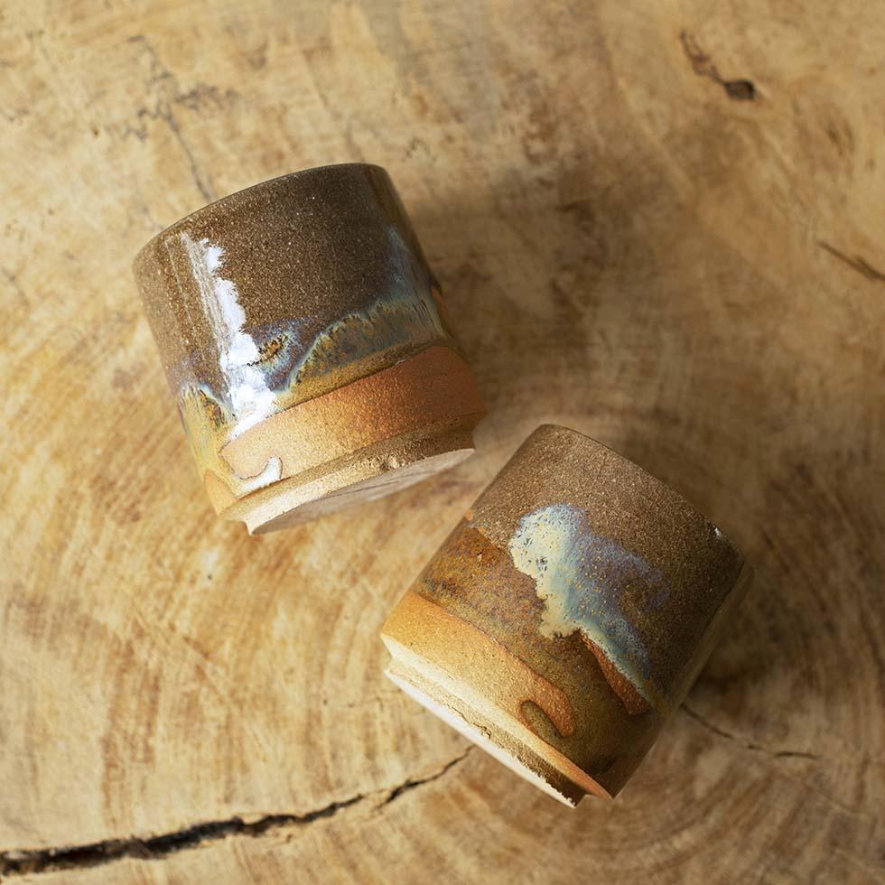 Copos de Cerâmica - Link para página Peças